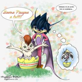 Auguri di buona Pasqua 2011