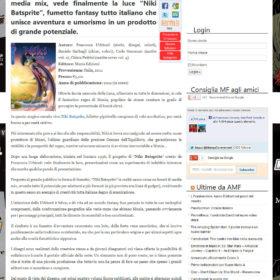 Recensione di Niki Batsprite vol.1-4 – Mangaforever