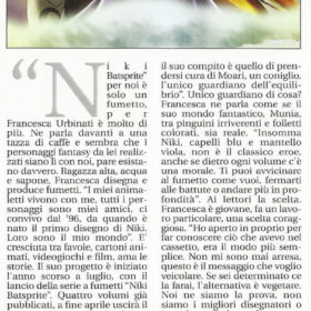 Articolo su Il Ducato di Urbino