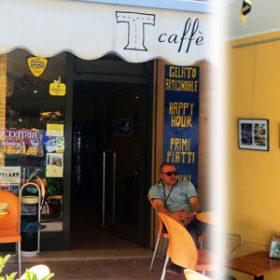 Esposizione di Niki Batsprite al T Caffe di Urbino