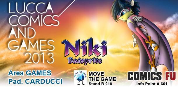 niki-batsprite-lucca-comics-and-games-2013
