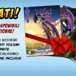 I primi 4 volumi di Niki Batsprite in offerta limitata!