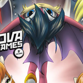 Mantova Comics & Games 2014