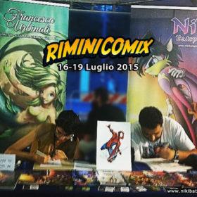Riminicomix 2015