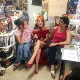 Workshop di manga e colorazione Copic