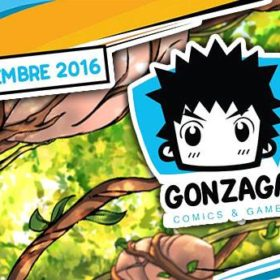 Gonzaga Comics & Games 2016
