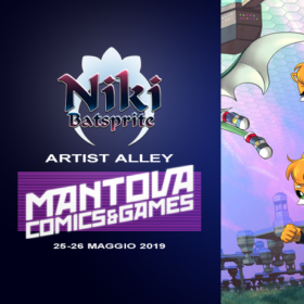 Mantova Comics & Games 2019